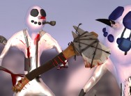 Snowman Pyro